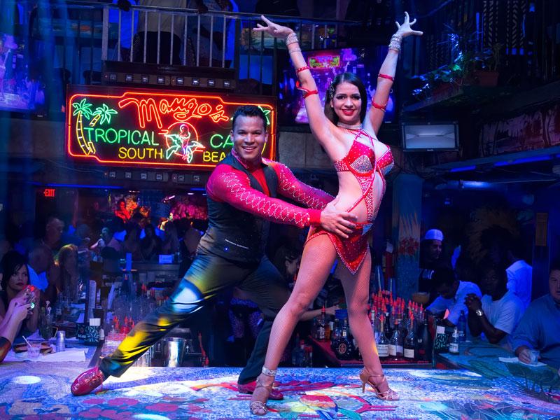 Salsa & Bachata Dancers