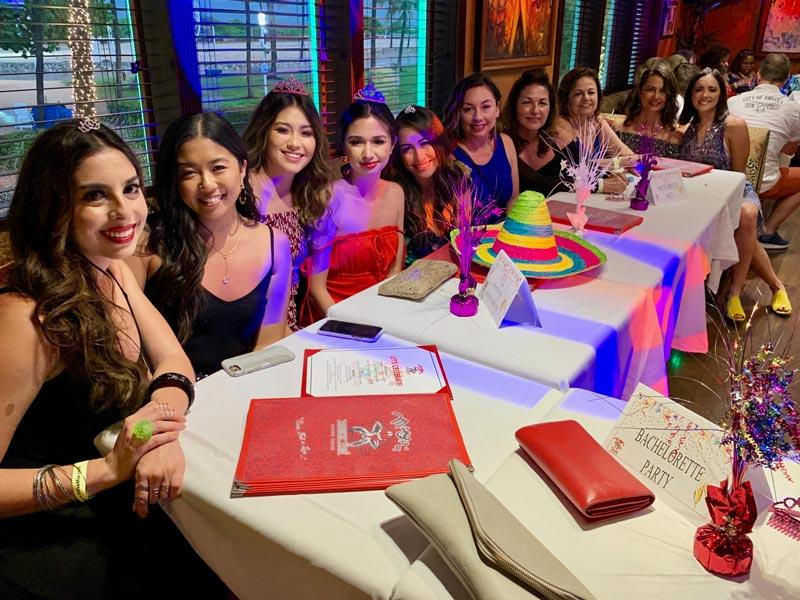 Salsa Lessons bachelorette party